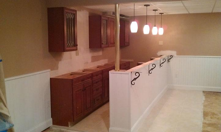 Bathroom Remodeling Quakertown Pa dietrich basement - quakertown, pa