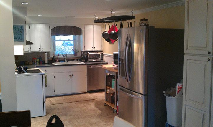 This Telford Pa Kitchen Was Badly Out Of Date And Lacked A Functional Layout Work E