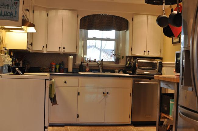 This Dark Small Kitchen Needed A Facelift Badly And More Importantly It To Be Made Functional For Growing Family