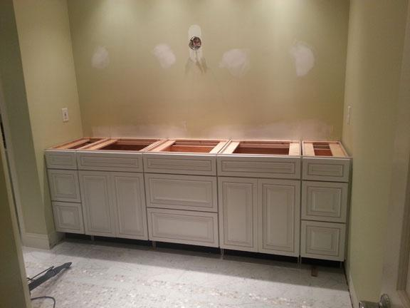Custom Bathroom Vanities Nj drumm design remodel | bathroom remodeling cape may nj | powder