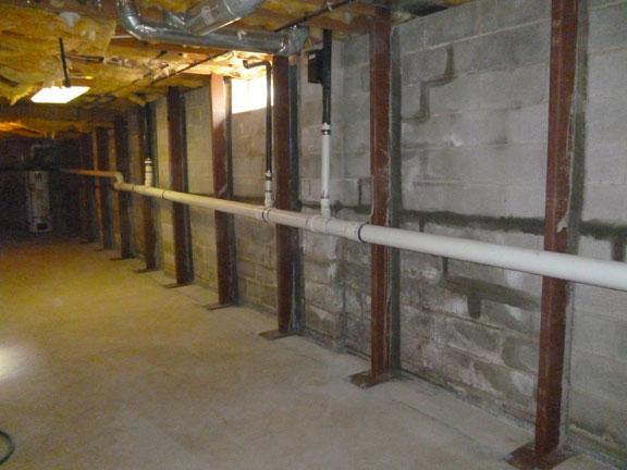 Drumm Design Remodel Doylestown Structural Repair