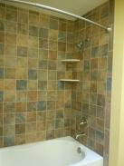 New bath and tile by Drumm Design Remodel