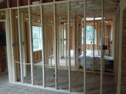 A solid interior framing job by Drumm Design Remodel