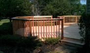 A renewed deck in Blue Bell thanks to Drumm Design Remodel