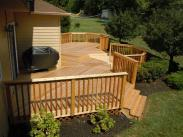Probably one of the prettiest decks in Blue Bell, PA