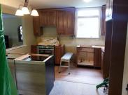 New kitchen cabinets in this Montgomeryville kitchen