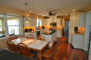 The amazing new kitchen by Drumm Design Remodel