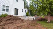 Drumm Design Remodel laying the foundation for a great new addition