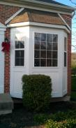 Another view of the completed window and trim fixes by Drumm Design Remodel