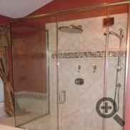 Schwenger Bathroom - Whitemarsh, PA