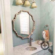 Bathroom and Powder Room - Cape May, NJ