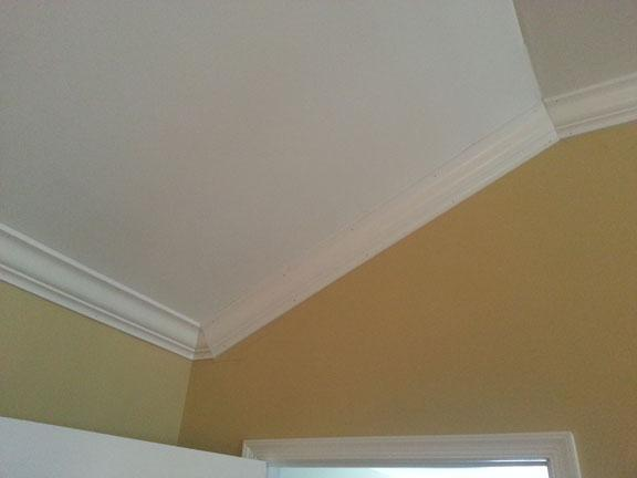 Lots Of Interesting Angles In This Crown Moulding Project